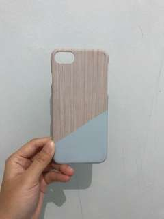 Blue Grey Soft (HARDCASE) for iPhone 7