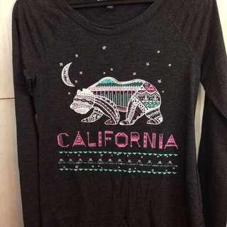 Sweatshirts In Cotton-US Brand