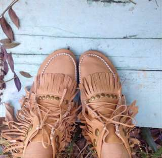 Handcrafted Moccasins