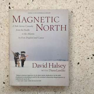 Magnetic North by  David Halsey