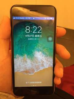iPhone 6s 64g good Condition 90%new