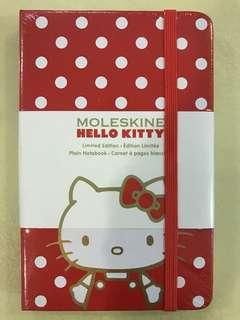 Moleskin Hello Kitty Plain Notebook