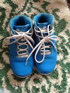 Ollie Blue Shoes