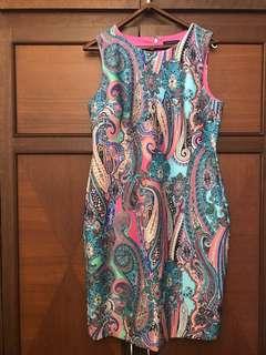Tommy Hilfiger print dress
