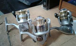 Couple of small reels for sale