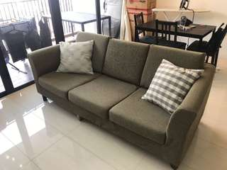 (Reserved) FREE 3 Seater Sofa/ Couch