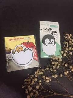 [$2.50 for both inst] sticky notes bundle