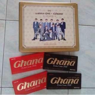 Ghana x Wanna One Box