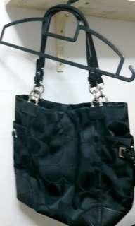 Coach Tote Bag F 14505