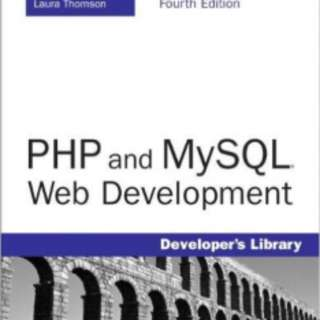 PHP and MYSQL Web Development Author: Luke Welling & Laura Thompson ebook