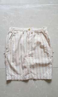 日本Mercibeaucoup淺粉紅直間裙(近乎全新1碼)