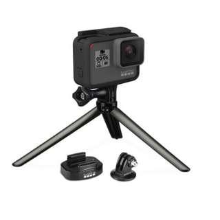 Authentic GoPro Tripod Mounts with Mini Tripod