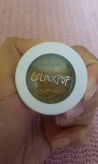 Original Colourpop Supershock Eyeshadow in BLAZE