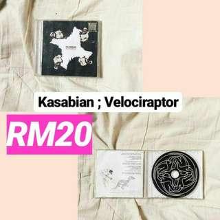 Kasabian Velociraptor
