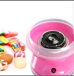 619.  Cotton Candy Machine