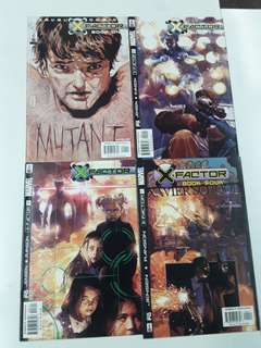 X-Factor (2002 2nd Series) Comics Set