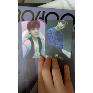 WTT UNB BOYHOOD Hansol to Eui Jin pc