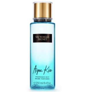 💯ORIGINAL REJECT VICTORIA'S SECRET BODY MIST AQUA KISS