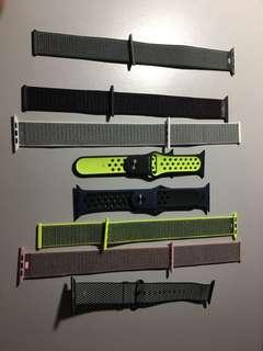 Authentic Apple Watch Straps