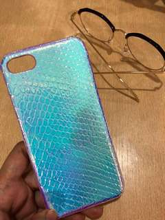 iPhone 7/8 Case Mermaid tail skin