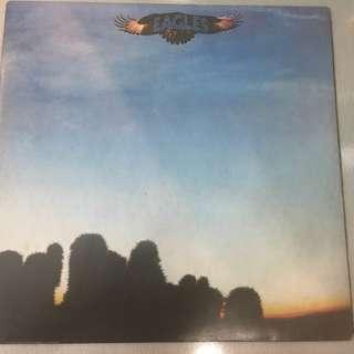 Eagles – Eagles, Vinyl LP, Asylum Records – SYTC 101, 1972, UK