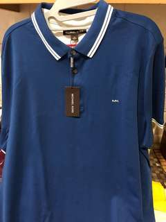 Brand New Michael Kors Polo Tee (XL)