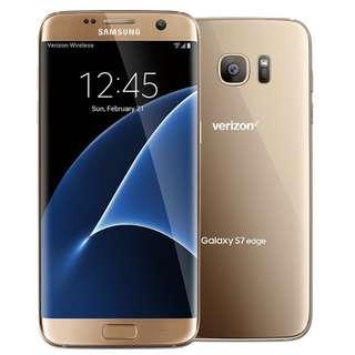 Samsung S7 (Gold)