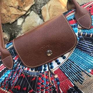 Longchamp Collier Massai