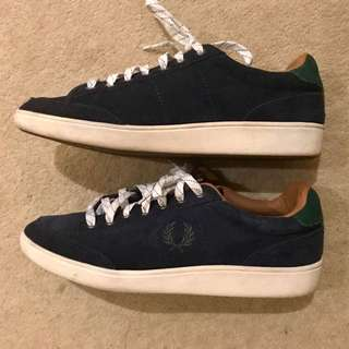New Fred Perry Shoes