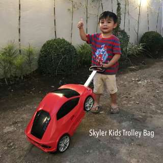 Car Luggage Bag for kids