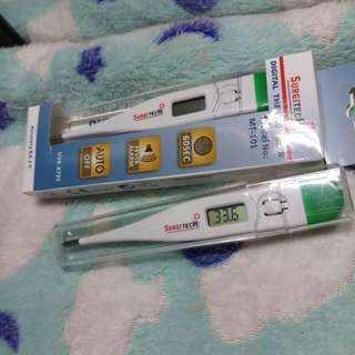 Add Ons: Digital Thermometer