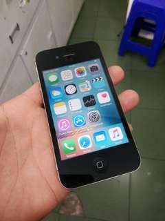 Iphone 4S ex resmi IBOX batangan normal jaya ios 9 only