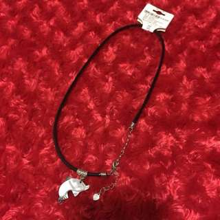 •brandnew• Busan Aquarium Dolphin Necklace