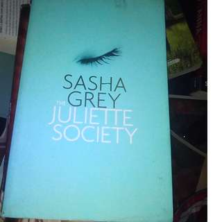 The Juliet society by Sasha grey