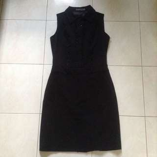 G2000 Black OL Dress