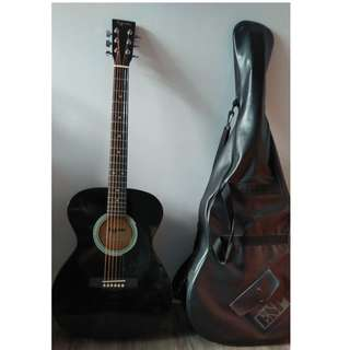 FURTHER REDUCTION! TGM acoustic guitar