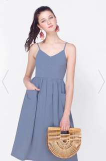 Fayth Laela Pocket Dress
