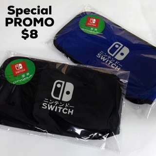 🚚 Nintendo Switch Soft Foam Protective Pouch Bag