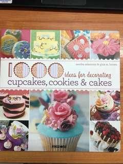 Cupcakes/cake book