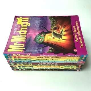 Mr. Midnight Series - 9 Books