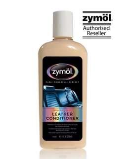 🚚 Zymol 皮革防護乳