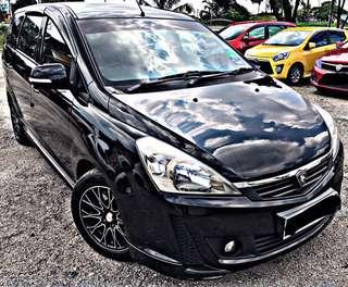 SAMBUNG BAYAR / CONTINUE LOAN  PROTON EXORA BOLD TURBO 1.6 AUTO