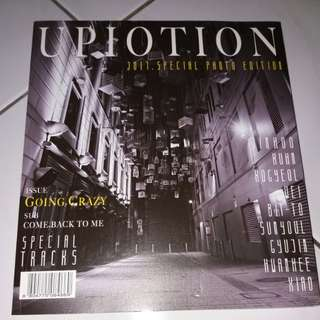 UP10TION Special Photo Edition Album