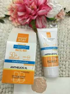 MINISTAR TINTED BB CREAM SPF50
