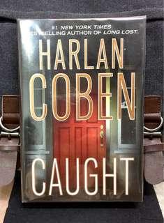 # Novel《New Book Condition + Hardcover Edition》Harlan Coben - CAUGHT