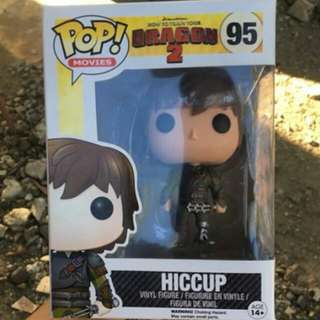Funko Pop #95 Hiccup