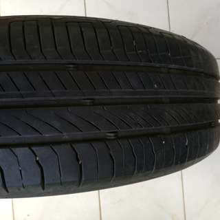 Used Continental Tyre