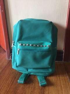 Grab Mint Green Backpack