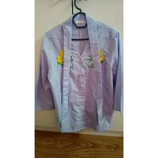 Embroider Woman blouse