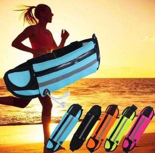 Sports Jogging Running Belt Waist Bag